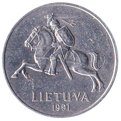 Lithuania 2 Centai