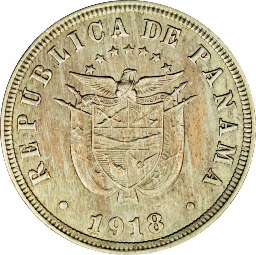 Panama2 1/2 Centesimos