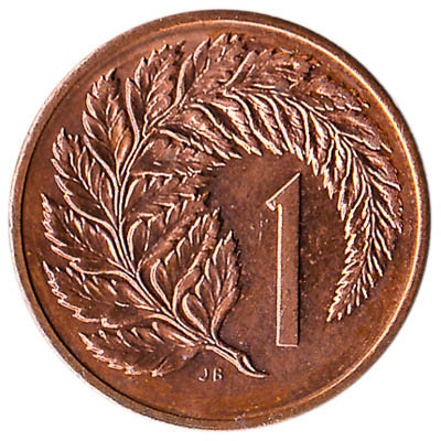 New Zealand 1 Cent