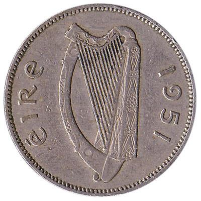 Ireland 1 Shilling