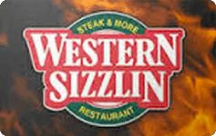 Western Sizzlin - 50%