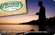 Sportsman's Warehouse - 50%