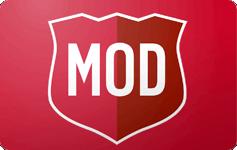 MOD Pizza - 45%