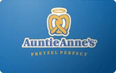 Auntie Anne's - 50%