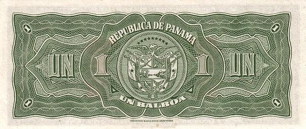 Panama 1 Balboa