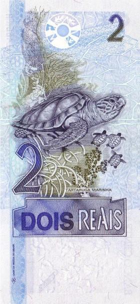 Brazil 2 Reais