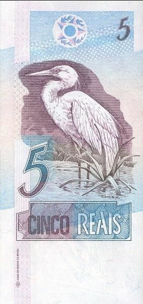 Brazil 5 Reais