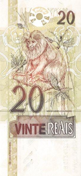Brazil 20 Reais