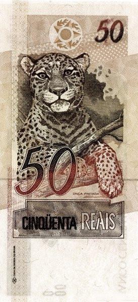 Brazil 50 Reais