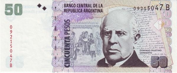 Argentina 50 Pesos