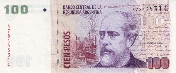 Argentina 100 Pesos