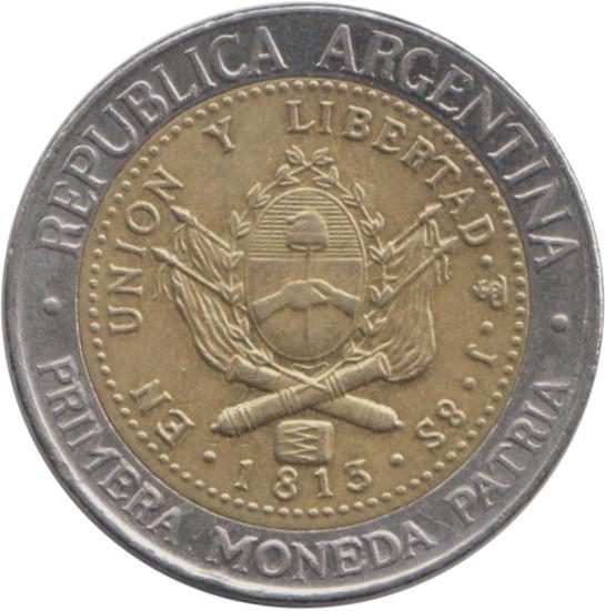 Argentina 1 Peso