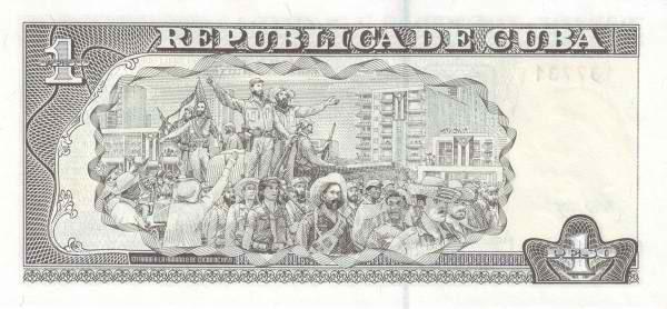 Cuba 1 Peso