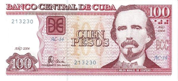 Cuba 100 Pesos