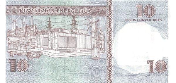 Cuba 10 Pesos