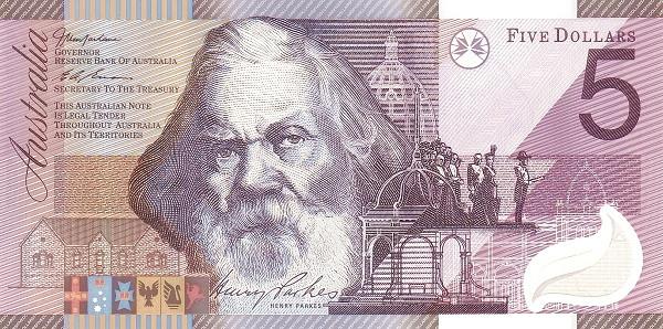 Australia 5 Dollars