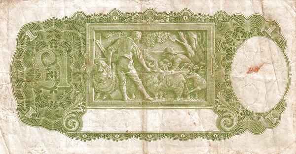 Australia 1 Pound (George VI)