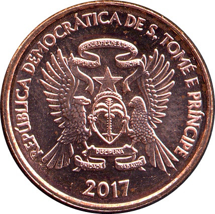Sao Tome and Principe 10 centimos