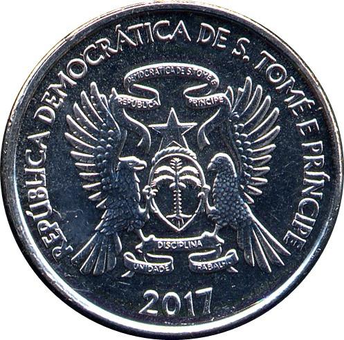 Sao Tome and Principe 50 Centimos