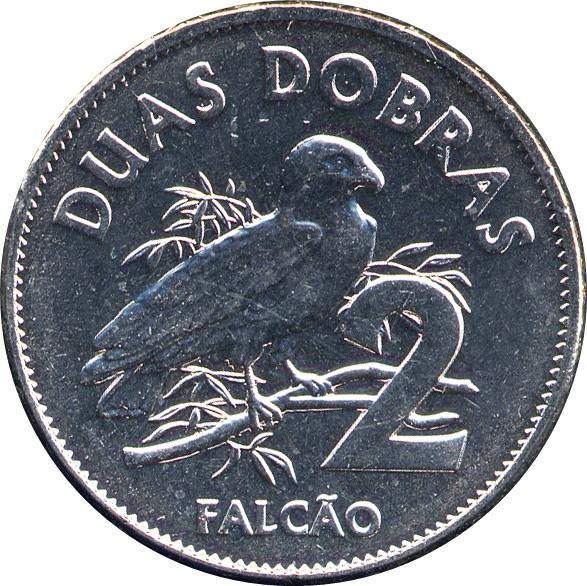 Sao Tome and Principe 2 Dobra