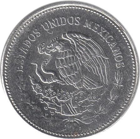 Mexico 10 Pesos (Miguel Hidalgo y Costilla 1985-1990)