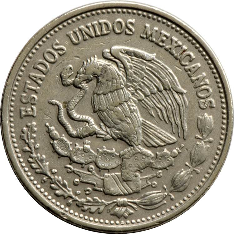 Mexico 500 Pesos ( Francisco Ignacio Madero 1986-1992)