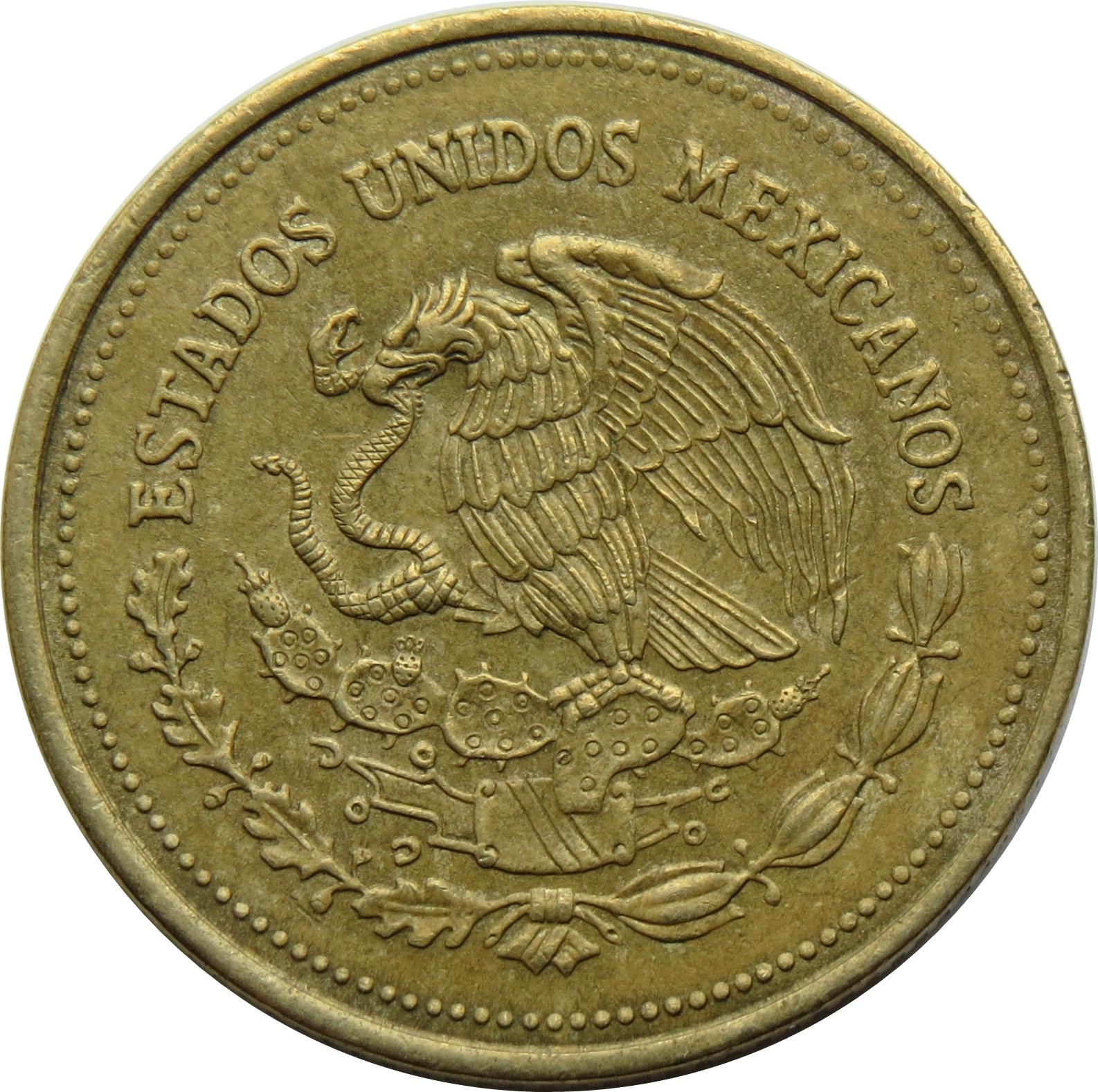 Mexico 1000 Pesos (Sor Juana Inés de la Cruz 1988-1992)