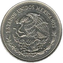 Mexico 5000 Pesos (Oil Industry 1988)