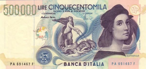 Italy 200000 Lire (1990-1997)