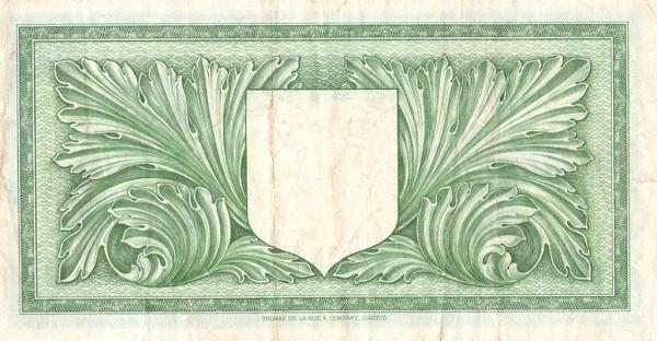 Malta 10 Shillings (1949 - George VI)