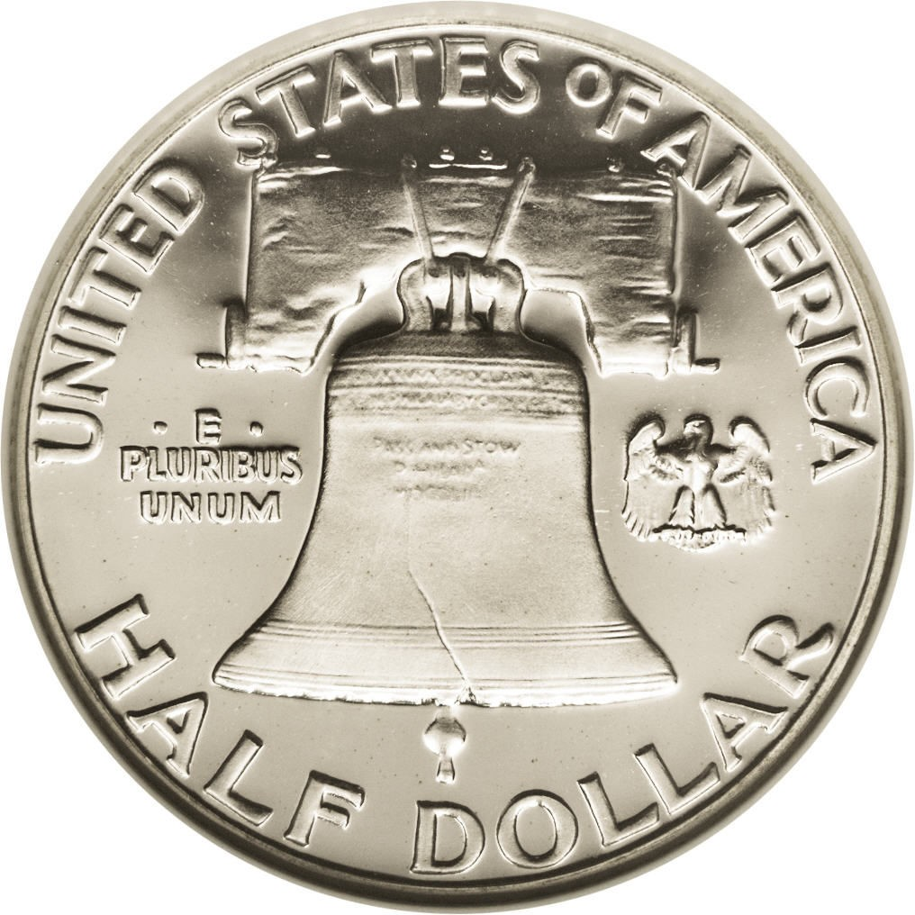 United States Half Dollar (Benjamin Franklin)