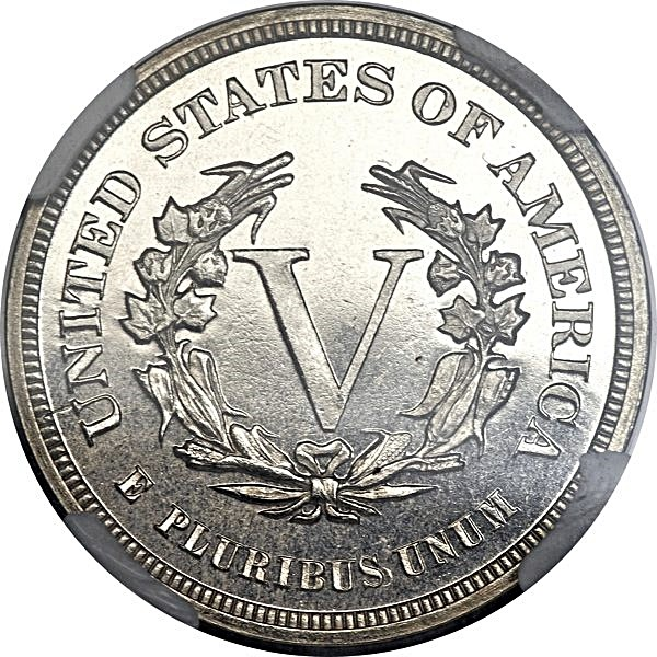 United States V Nickel (Liberty Head)