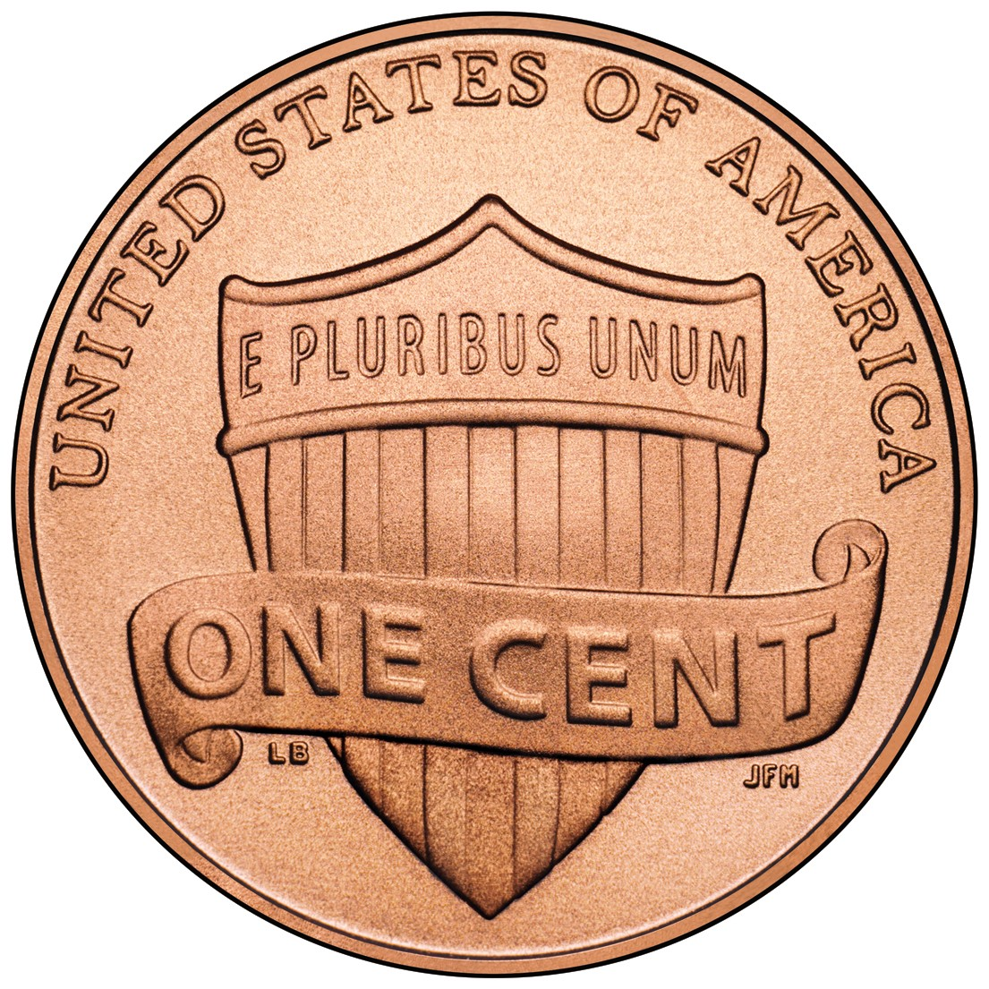 United States 1 Cent (Union Shield)