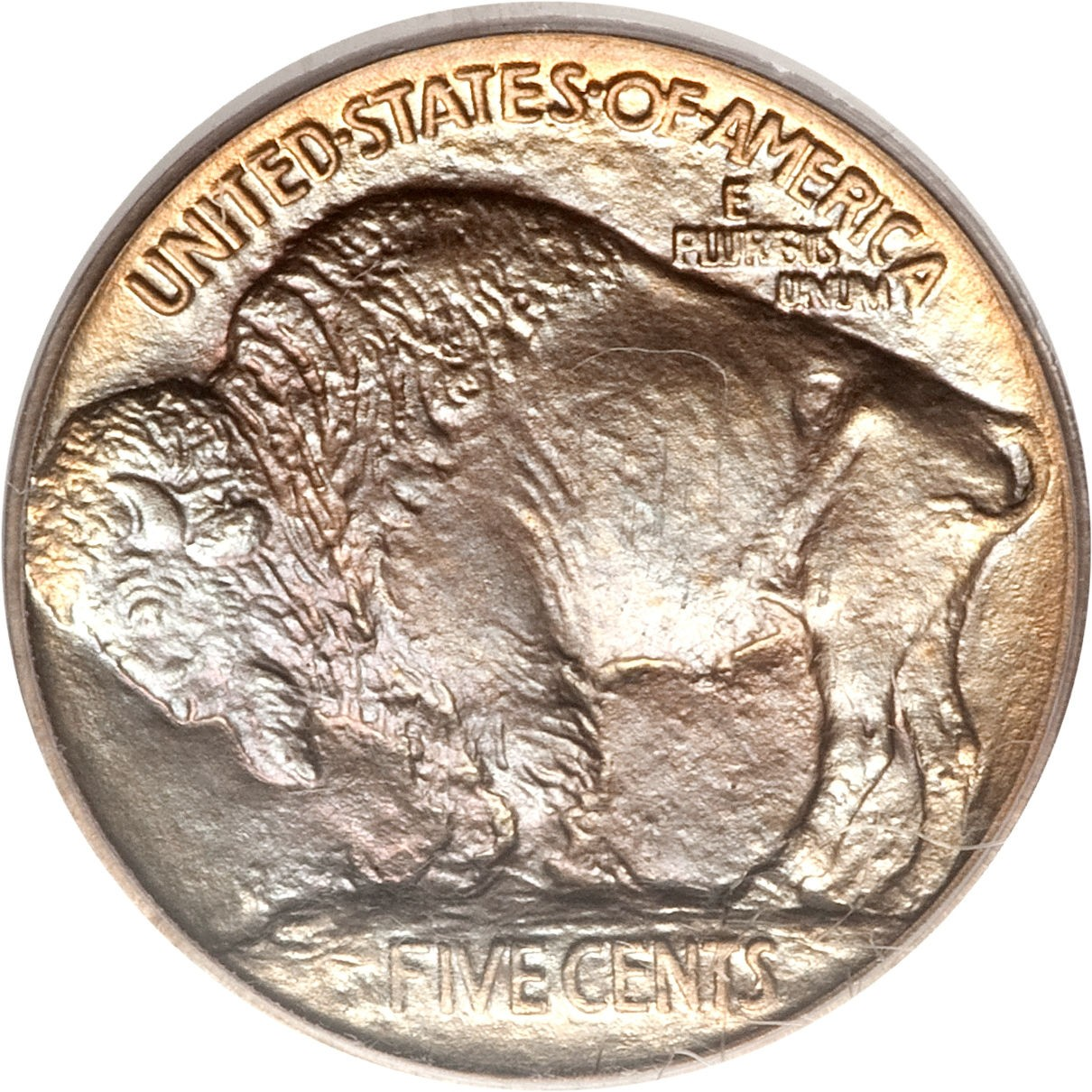 United States 5 Cents Buffalo Nickel (Indian Head)