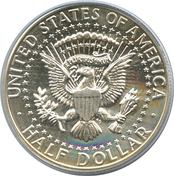 United States 50 Cents (John F. Kennedy)