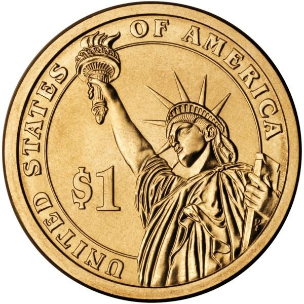 United States 1 Dollar (Statue Of Liberty)