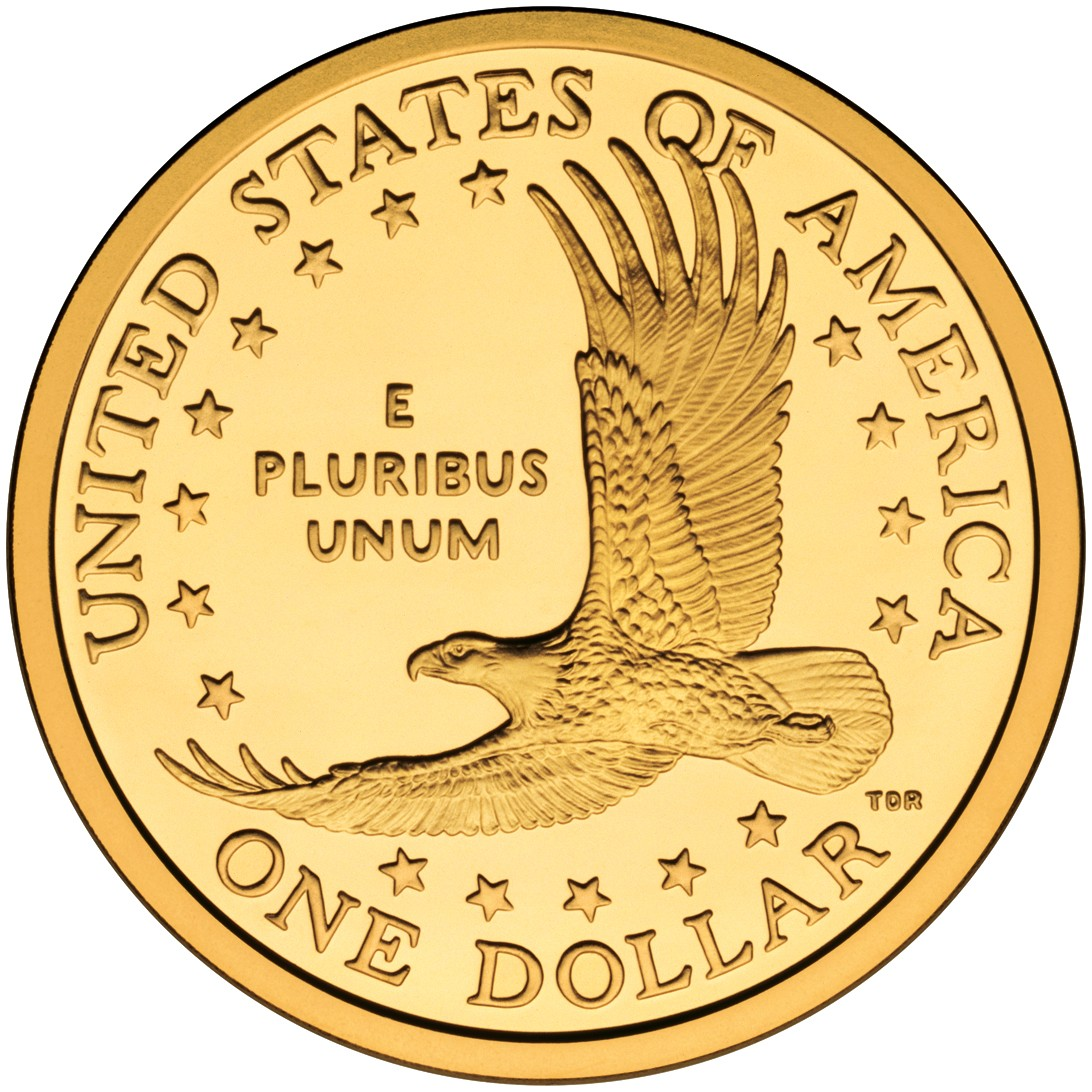 United States 1 Dollar (Sacagawea)