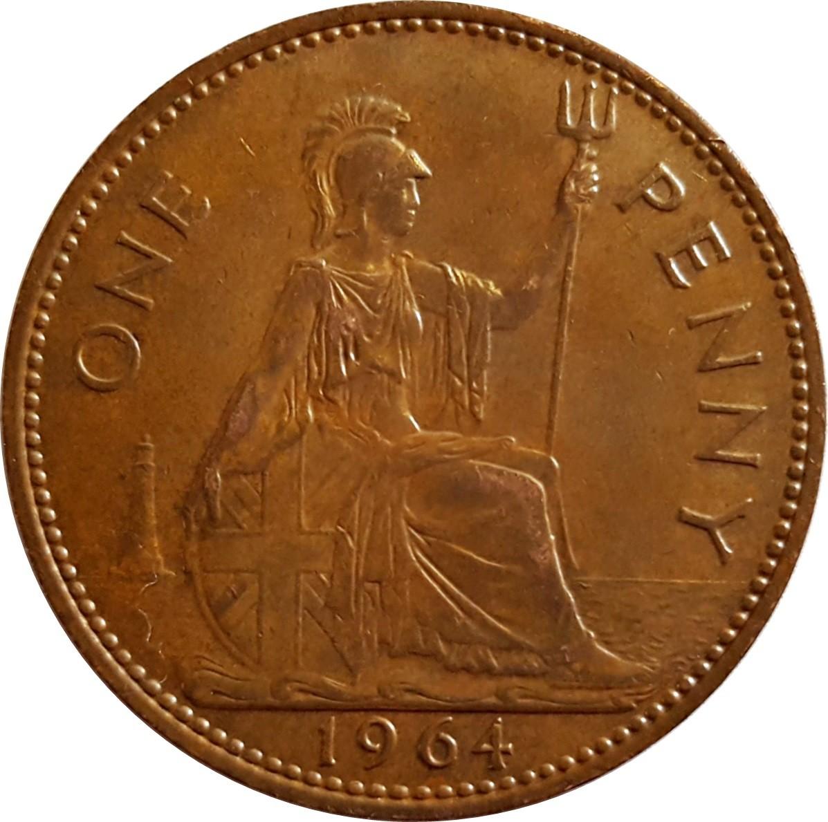 British 1 Penny (1797)