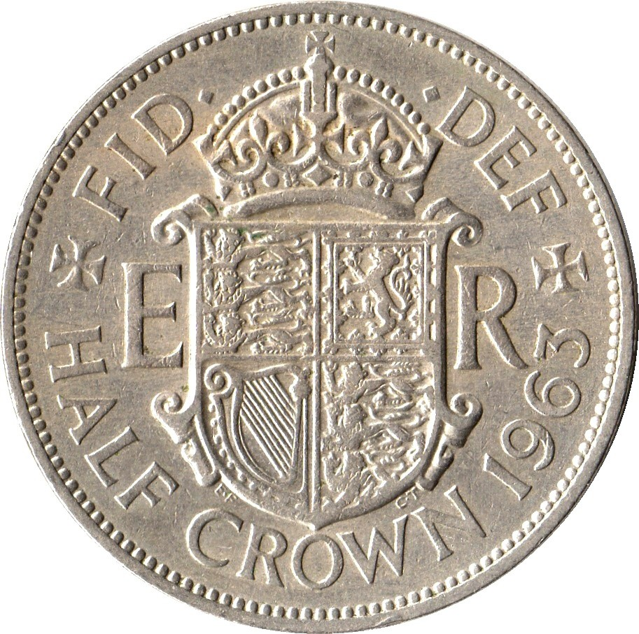 British Half Crown