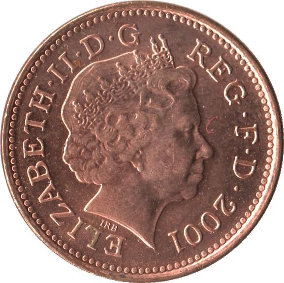 British 1 Penny