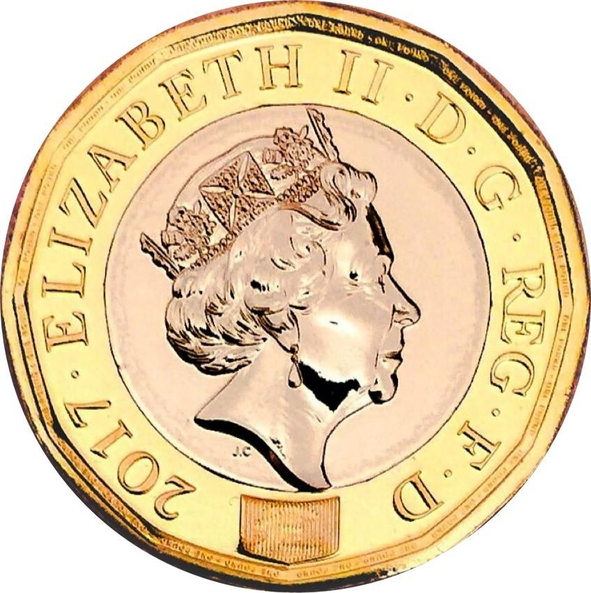 British 1 Pound