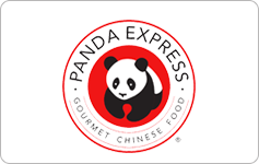 Panda Express - 50%