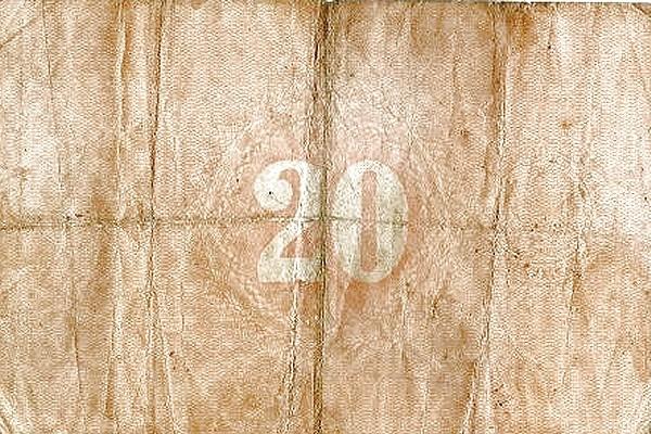 Switzerland 20 Franchi (1874)