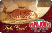 Papa Johns - 60%