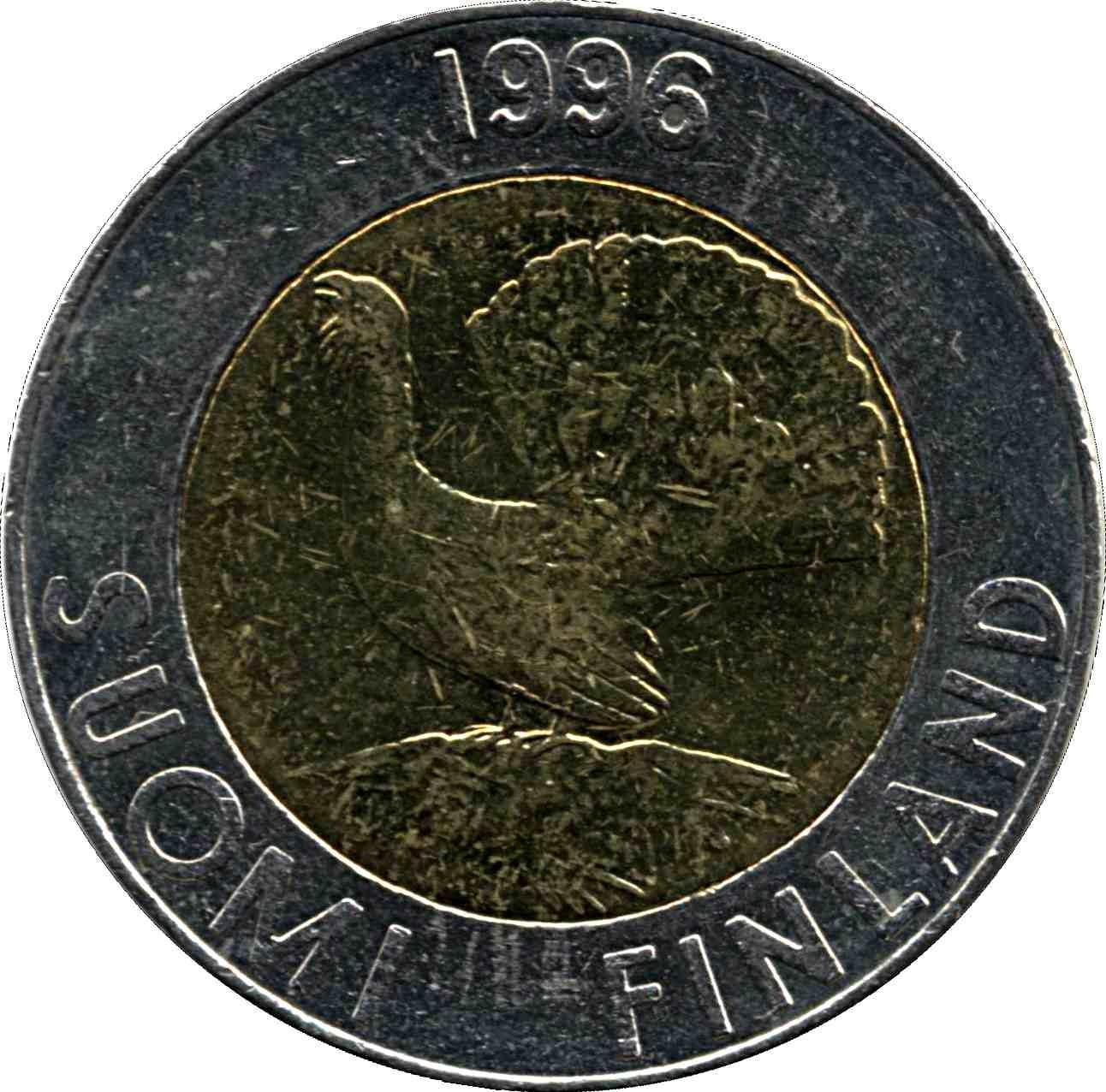 Finland 10 Markkaa