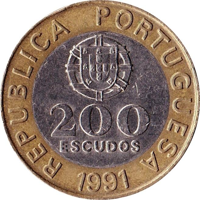 Portugal 200 Escudos