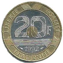France 20 Francs