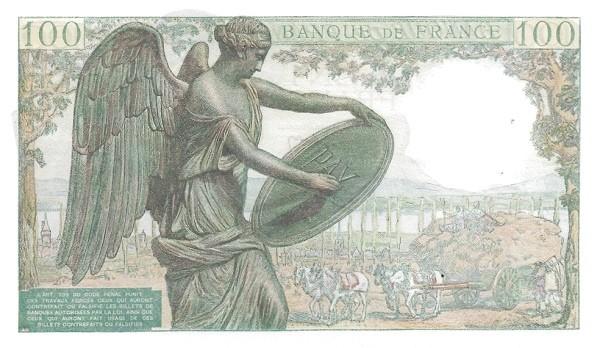 France 100 Francs (1941-1950)