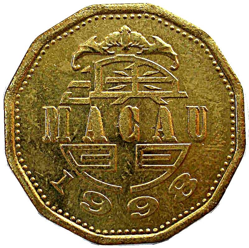 Macau 20 Avos