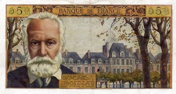 France 5 Nouveaux Francs (1959-1966)